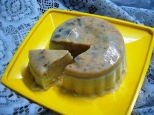 Chickoo Pudding /Sapodilla Pudding/Supporta Pudding