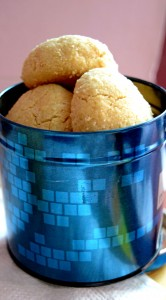 WHOLEWHEAT ALMOND COOKIES