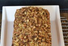 walnut coffee crumb cake