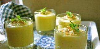 Mango-Ginger Parfait